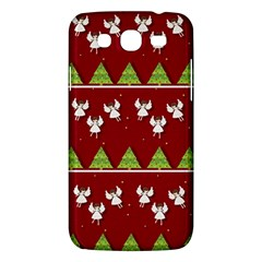 Christmas Angels  Samsung Galaxy Mega 5 8 I9152 Hardshell Case  by Valentinaart