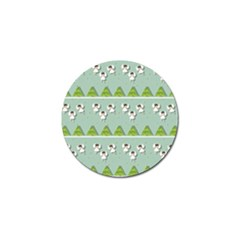 Christmas Angels  Golf Ball Marker (10 Pack) by Valentinaart