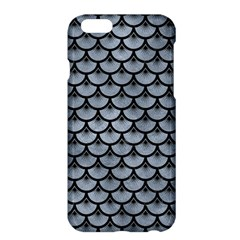 Scales3 Black Marble & Silver Paint Apple Iphone 6 Plus/6s Plus Hardshell Case by trendistuff