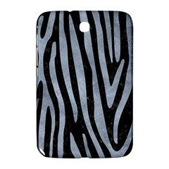 Skin4 Black Marble & Silver Paint Samsung Galaxy Note 8 0 N5100 Hardshell Case  by trendistuff