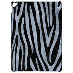 Skin4 Black Marble & Silver Paint Apple Ipad Pro 12 9   Hardshell Case by trendistuff