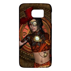 Steampunk, Wonderful Steampunk Lady Galaxy S6 by FantasyWorld7