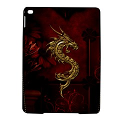 Wonderful Mystical Dragon, Vintage Ipad Air 2 Hardshell Cases by FantasyWorld7