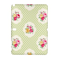 Green Shabby Chic Galaxy Note 1 by 8fugoso