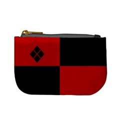 Harlequin Coin Change Purse
