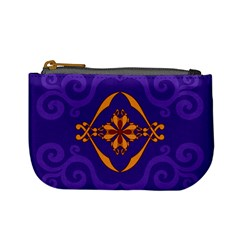 Arabian Design Coin Change Purse