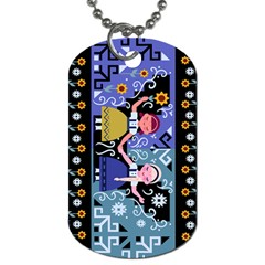 Sisters Dog Tag (two Sided)