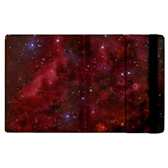 Abstract Fantasy Color Colorful Apple Ipad 2 Flip Case by Celenk