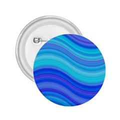 Blue Background Water Design Wave 2 25  Buttons by Celenk
