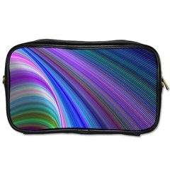 Background Abstract Curves Toiletries Bags 2 Side by Celenk