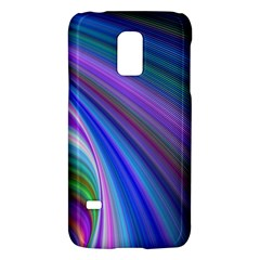 Background Abstract Curves Galaxy S5 Mini by Celenk
