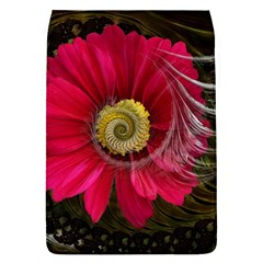 Fantasy Flower Fractal Blossom Flap Covers (l)  by Celenk
