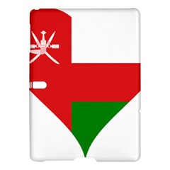 Heart Love Affection Oman Samsung Galaxy Tab S (10 5 ) Hardshell Case  by Celenk