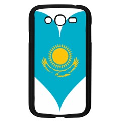 Heart Love Flag Sun Sky Blue Samsung Galaxy Grand Duos I9082 Case (black) by Celenk