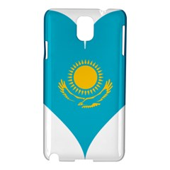 Heart Love Flag Sun Sky Blue Samsung Galaxy Note 3 N9005 Hardshell Case
