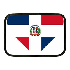 Heart Love Dominican Republic Netbook Case (medium)  by Celenk