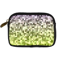 Irregular Rectangle Square Mosaic Digital Camera Cases by Celenk