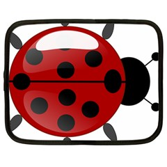 Ladybug Insects Colors Alegre Netbook Case (large) by Celenk