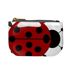 Ladybug Insects Colors Alegre Mini Coin Purses by Celenk