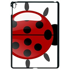 Ladybug Insects Colors Alegre Apple Ipad Pro 9 7   Black Seamless Case by Celenk