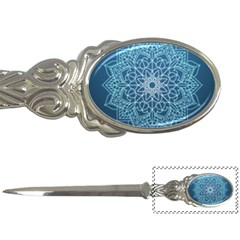 Mandala Floral Ornament Pattern Letter Openers