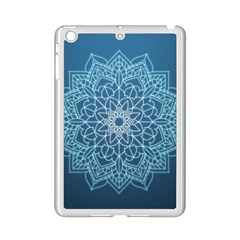 Mandala Floral Ornament Pattern Ipad Mini 2 Enamel Coated Cases by Celenk