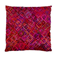 Pattern Background Square Modern Standard Cushion Case (one Side)