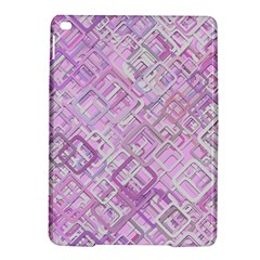 Pink Modern Background Square Ipad Air 2 Hardshell Cases by Celenk
