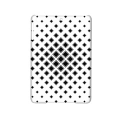 Square Pattern Monochrome Ipad Mini 2 Hardshell Cases by Celenk