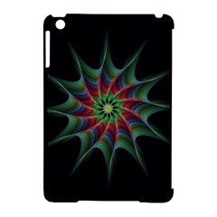 Star Abstract Burst Starburst Apple Ipad Mini Hardshell Case (compatible With Smart Cover) by Celenk