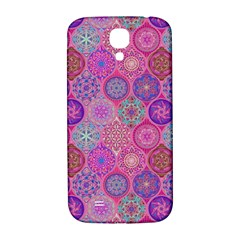 12 Geometric Hand Drawings Pattern Samsung Galaxy S4 I9500/i9505  Hardshell Back Case by Cveti