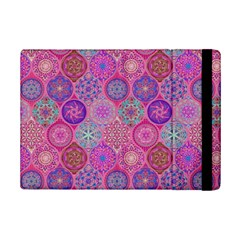 12 Geometric Hand Drawings Pattern Ipad Mini 2 Flip Cases by Cveti