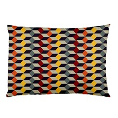 Native American 7 Pillow Case by Cveti