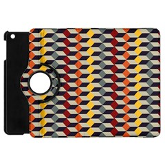 Native American 7 Apple Ipad Mini Flip 360 Case by Cveti