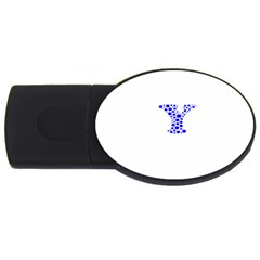 Heyyou Usb Flash Drive Oval (4 Gb) by Hanger