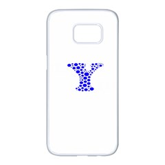 Heyyou Samsung Galaxy S7 Edge White Seamless Case by Hanger