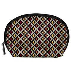 Native American Pattern 5 Accessory Pouches (large)  by Cveti
