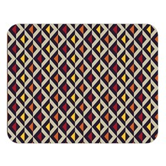 Native American Pattern 5 Double Sided Flano Blanket (large)  by Cveti