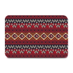 Native American Pattern 8 Plate Mats by Cveti