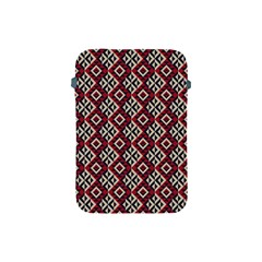 Native American 10 Apple Ipad Mini Protective Soft Cases by Cveti