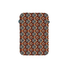 Native American Pattern 11 Apple Ipad Mini Protective Soft Cases by Cveti