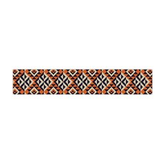 Native American Pattern 11 Flano Scarf (mini) by Cveti