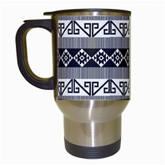 Native American 12 Travel Mugs (white) by Cveti