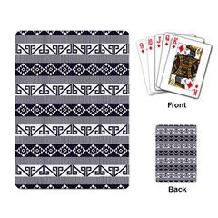 Native American 12 Playing Card by Cveti