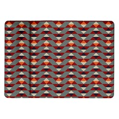 Native American 13 Samsung Galaxy Tab 10 1  P7500 Flip Case by Cveti