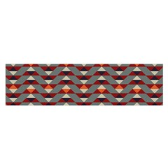 Native American 13 Satin Scarf (oblong) by Cveti
