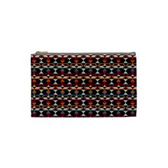 Native American Pattern 14 Cosmetic Bag (small)  by Cveti