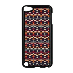 Native American Pattern 14 Apple Ipod Touch 5 Case (black) by Cveti