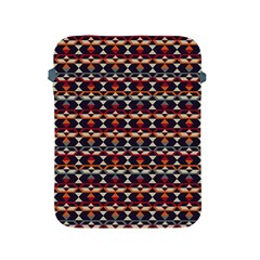 Native American Pattern 14 Apple Ipad 2/3/4 Protective Soft Cases