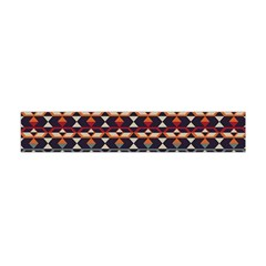 Native American Pattern 14 Flano Scarf (mini) by Cveti